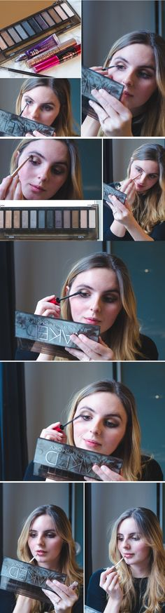 Easy smoky eye makeup tutorial (perfect for beauty beginners!)