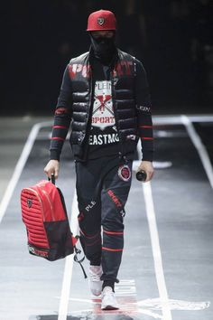 Male Fashion Trends: Plein Sport Fall-Winter 2017 - Milan Fashion Week
