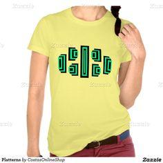 Platterns Tshirts