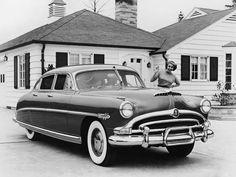 Hudson Hornet Sedan 1953.