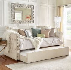 found it at wayfair ghislain daybed with trundle