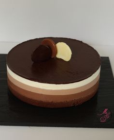 Chcolate Cake, Macaron Caramel, Sweet Recipes, Cake Recipes, Tasty Chocolate Cake, Cake & Co, Something Sweet, Food Cravings, Cheesecake