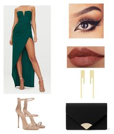 """Untitled #797"" by valerialoman on Polyvore featuring Giuseppe Zanotti and MICHAEL Michael Kors"