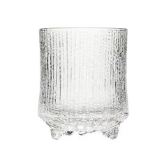 iittala Ultima Thule Footed Tumbler - Set of 2 In modern literature, Ultima Thule is used to reference the furthest possible place in the world. Tapio Wirkkala's Ultima Thule glassware similarly references the icy cold reaches of Scandinaiva and t. Lappland, Design Bestseller, Old Fashioned Glass, Drinking Glass, Shape Design, Scandinavian Design, Nordic Design, Tech Accessories, Finland