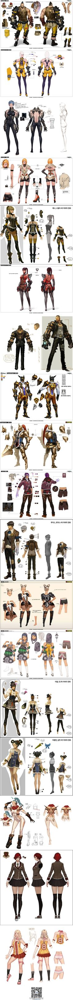 Illustration guideline for a group of characters Character Design Cartoon, 2d Character, Character Modeling, Character Creation, Character Design References, Character Design Inspiration, Character Concept, Concept Art, Fantasy Characters