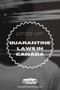 Quarantine Laws in Canada - How can it be enforced in Canada? What screening are you subjected to at a point of entry? What are you rights under the Quarantine Act?