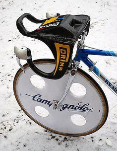 Corima Manta and Campagnolo Scirocco | Bici crono | Flickr