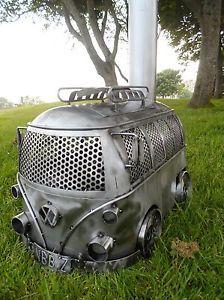 VW-Camper-van-Wood-burner-log-stove-garden-patio-heater-chimenea-splitty-kombi
