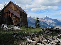 Miner's Dormitory, Alta, Co