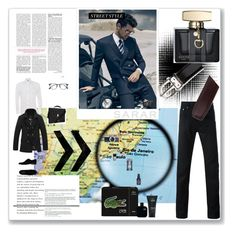 """Business Man.."" by ladylikexo ❤ liked on Polyvore featuring Ralph Lauren, Givenchy, Alessandro Dell'Acqua, Salvatore Ferragamo, Montblanc, Jack Black, Dove, Gucci, Lacoste and Casetify"