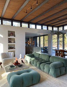 Dream Home Design, Home Interior Design, Interior Architecture, House Design, Home Inside Design, Interior And Exterior, Small Living Rooms, Home And Living, Living Room Ideas