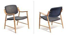 Arne Hiorth, Stol / Moderne mobler og design / Nettauksjon / Blomqvist - Blomqvist Kunsthandel