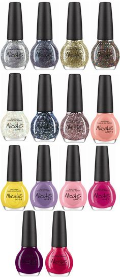 Nicole by OPI Spring 2013 Selena Gomez Collection
