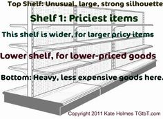 Thrift Shop Tips for NFPs | Too Good to be Threw TGtbT.com