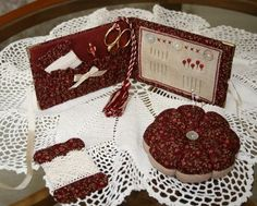 Needlebook and Accessories