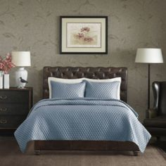 Madison Park Heather 3-pc. Quilt Set  found at @JCPenney