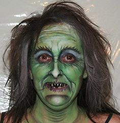 Look at all the Snazaroo face painting masterpieces from around the world and upload your creations too. Witch Face Paint, Mime Face Paint, Amazing Halloween Makeup, Halloween Make Up, Halloween Witches, Adult Halloween, Halloween 2018, Halloween Ideas, Halloween Costumes