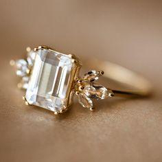 10kt Topaz Enchanted Dream Ring