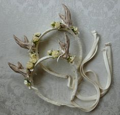 Custom Antler Headbands for June