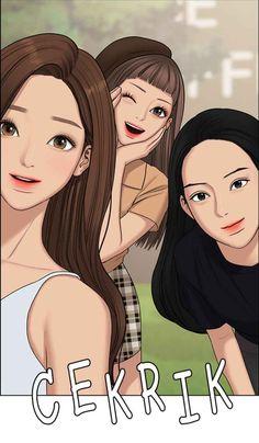 Webtoon The Secret Of Angel Manhwa Manga, I Icon, Anime Comics, True Beauty, Screen Shot, Webtoon, The Secret, Disney Characters, Fictional Characters