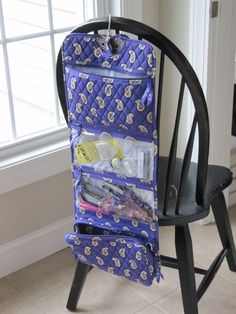 para meter las cosas de costura  /  Sew Many Ways...: Tool Time Tuesday...Sewing/Craft Kit To Go