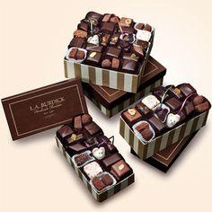 LA Burdick Chocolate