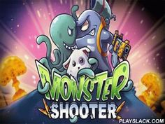 Monster Shooter  Android Game - playslack.com , lurid shooter with use of two similarity joysticks.  dress t value the one whose feline was stolen by travelers.  In a duty bullet you can demolish foes by means of shot-guns, plasma shooter and missile beginnings, and a pair of bombs.  If after all this they are still moving, use a thermonuclear bomb!  To hold on you should buy brand-new ammunition and upgrade abilities of control of it.  You will collect cash for ammunition buy for each…