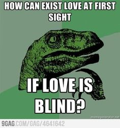 Just Philosophical Velociraptor and love