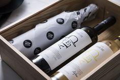 Alfeu: Douro DOC Wine — The Dieline - Package Design Resource