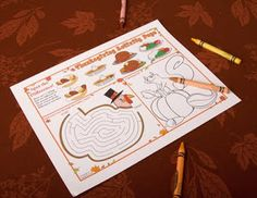 Homemaking Fun: Thanksgiving Ideas and Printables