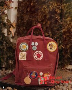 expensive backpacks for school Mochila Kanken, Kanken Backpack, Diaper Backpack, Diaper Bags, Backpack Bags, Cool Patches, Appreciation Post, Baby Boy, Save The Bees