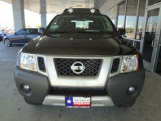 2014 Nissan Xterra X 4x4 X 4dr SUV SUV 4 Doors Super Black for sale in Houston, TX Source: http://www.usedcarsgroup.com/used-nissan-for-sale-in-houston-tx