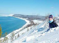 Winter Adventures in Traverse City