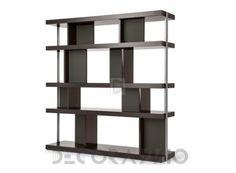 #shelving #eco #furniture #interior #design #шкаф книжный Poltrona Frau JOBS CABINET, Bookcase 1