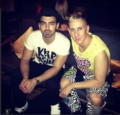 joe jonas and jeremy