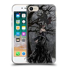 coque iphone 8 foret sombre
