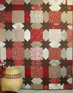 Village Creek Quilts - Lodi, WI - Patterns - Jacey Hanna Lap