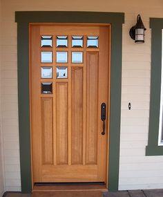 Mendocino Doors & An example of the beautiful woodwork of Mendocino Doors. | OUR ...
