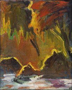 Mauno Markkula: 15 syksyä, öljy kankaalle, 55x46 cm - Artnet