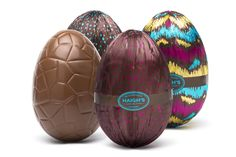 Hand decorated milk chocolate egg purchase instore www purchase online instore and mobile haighschocolates easter gifts negle Images