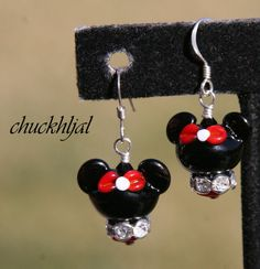For the Love of Minnie Mouse Disney Inspired by chuckhljal on Etsy, $30.00