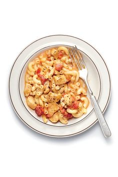 Comfort Food: Chicken Chili Mac and Cheese - 50 Healthy Chicken Breast Recipes - Cooking Light