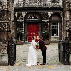A wedding from our beautiful capital, Dublin! Denise & Thomas's special day last month. ♡ Pics: @mastersphotofilm