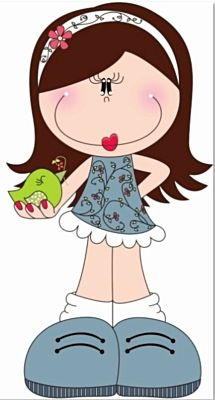 *✿**✿*GIRL*✿**✿* Girl Cartoon Characters, Disney Characters, Happy Art, Child Doll, Cute Images, Diy Art, Painted Rocks, Whimsical, Quilts