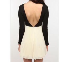 Urban Outfitters Black & White Dress