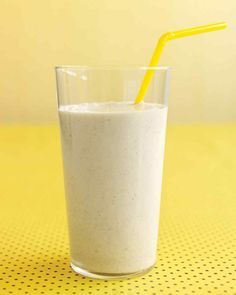 Banana-Oat Smoothie
