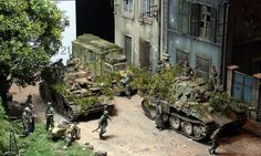 Tapatalk the world's leading mobile platform for building great communities online Military Figures, Military Diorama, Lead Adventure, Military Modelling, Plastic Models, Figure Painting, World War Two, Scale Models, Vignettes