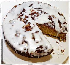 Bake this GBBO sticky orange marmalade cake