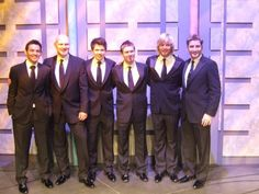 Celtic Thunder. Back When Damian Mcginty was still a part of it. October 2009, & November 2010. <3