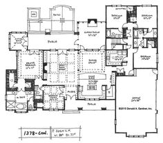 Awesome Floor Plan with HUGE master walk-in closet and